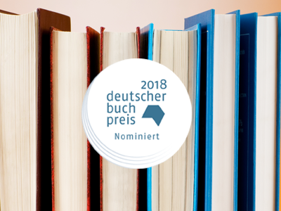 Right click to download: Shortlist Deutscher Buchpreis 2018