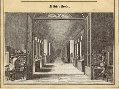 Right click to download: Kupferstich Bibliothek