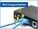 21.03.2019: Firewall-Wartung in der ULB Bonn