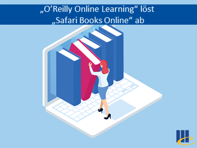 """Right click to download: """"O'Reilly Online Learning"""" löst """"Safari Books Online"""" ab"""