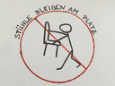 New regulation: Chairs stay in place