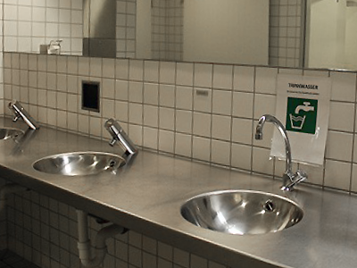 Right click to download: New drinking-water taps