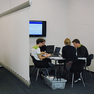 Group work and learning rooms